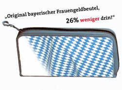 Bayerischer Frauengeldbeutel